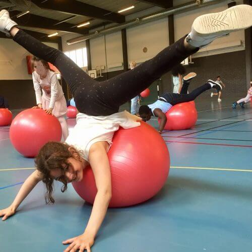 Pilatesdans